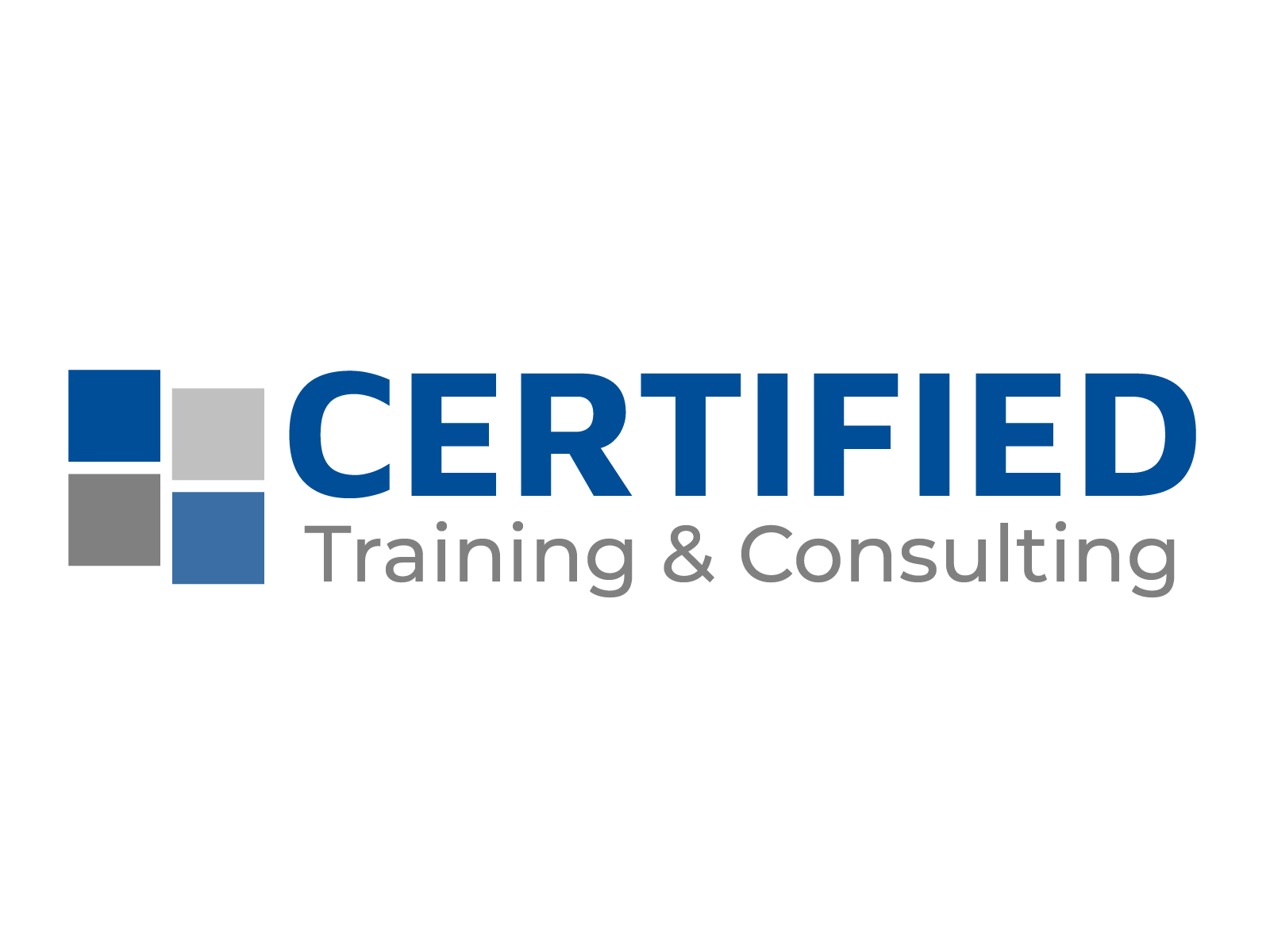 CERTIFIED TRAINING & CONSULTING
