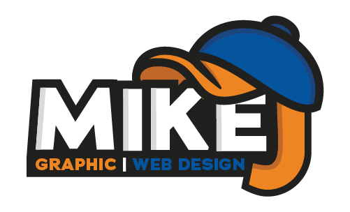Hey there! I'm Mike and design is my <strong>PASSION!</strong>