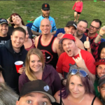Good Times Camping with Friends!