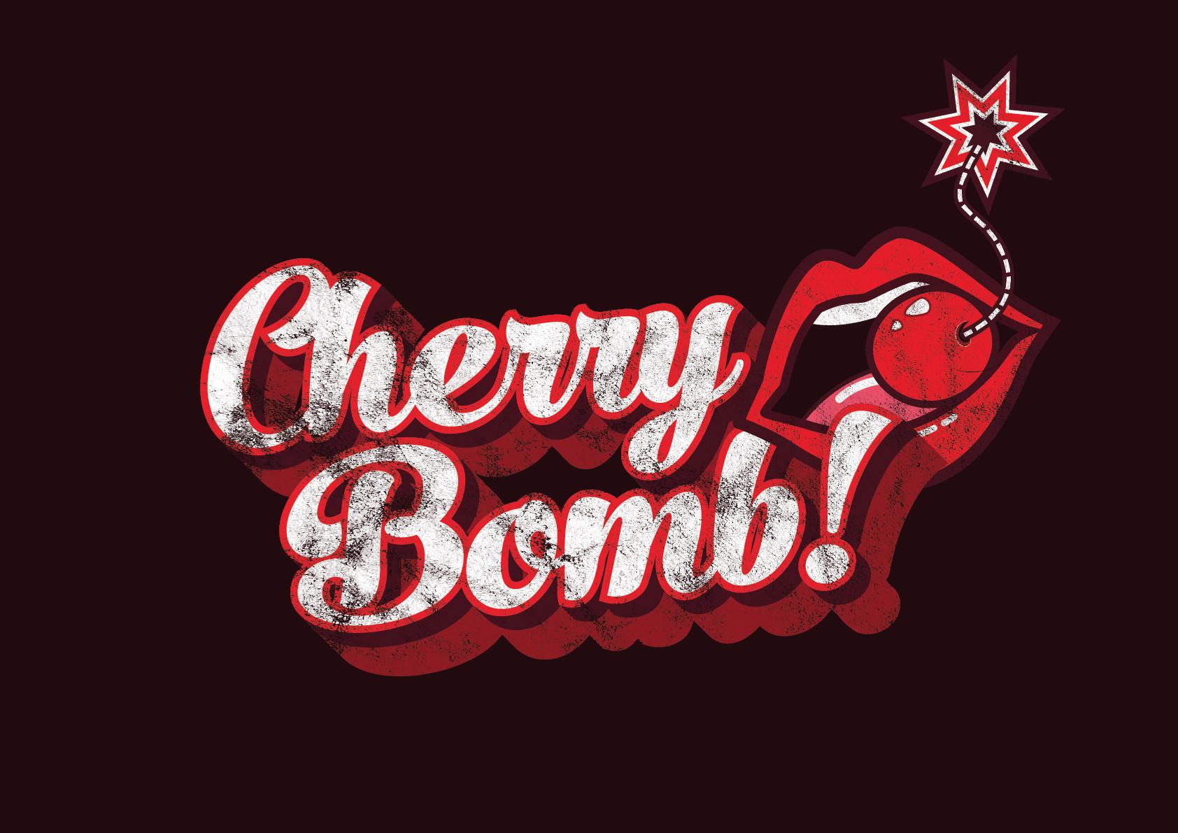 Cherry Bomb T-Shirt Graphic 2