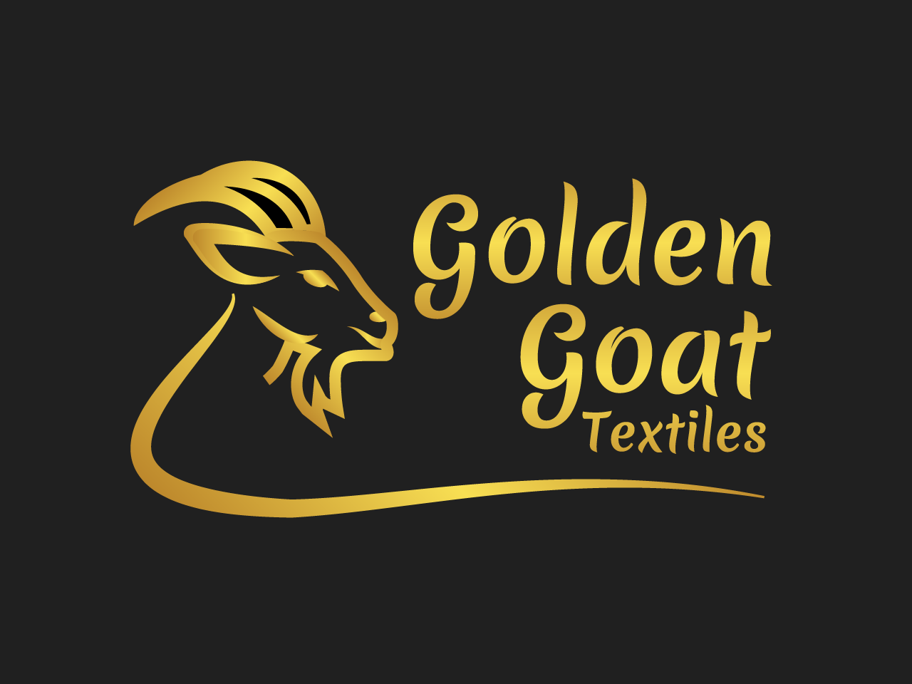 Golden Goat Logo Redesign